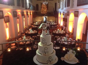 Wave catering blog pic wedding cake